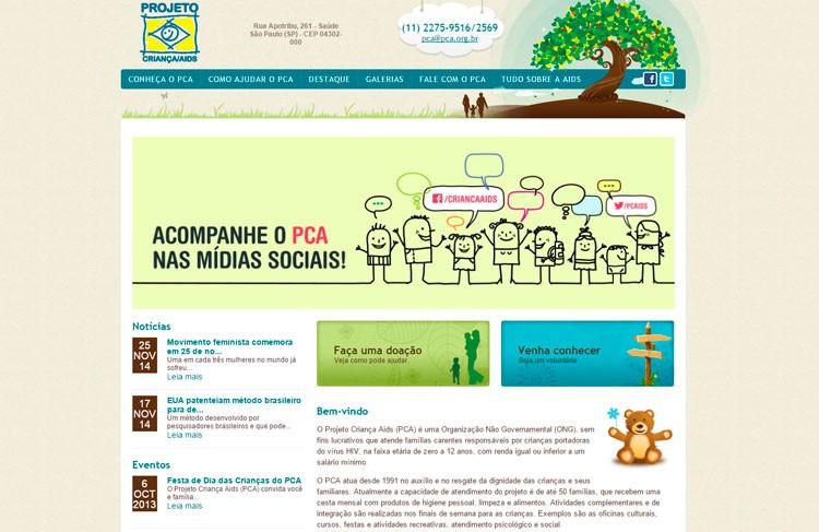Desenvolvimento de sites e Criação de sites